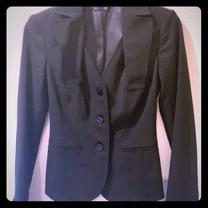 Bebe Black Blazer Size 00